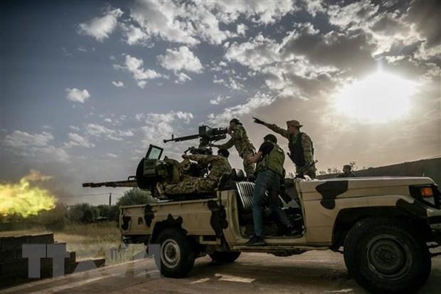 Tin tức quân sự mới nóng nhất ngày 2/6: LNA tái chiếm khu vực ở Đông Nam thủ đô Tripoli - Ảnh 1