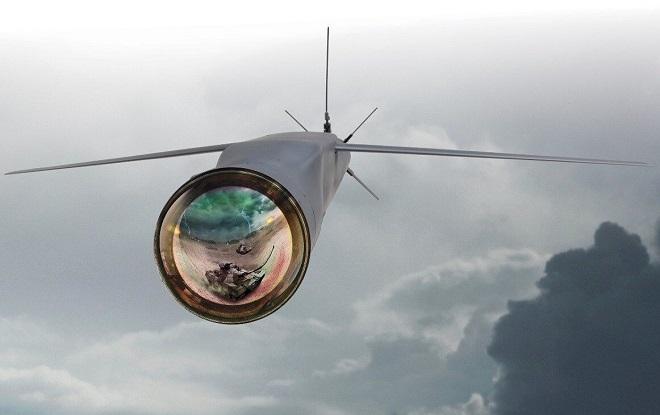 """Mỹ lần đầu thử nghiệm bom GBB-53/B từ máy bay chiến đấu, sẵn sàng thay đổi mọi """"luật chơi"""" - Ảnh 1"""