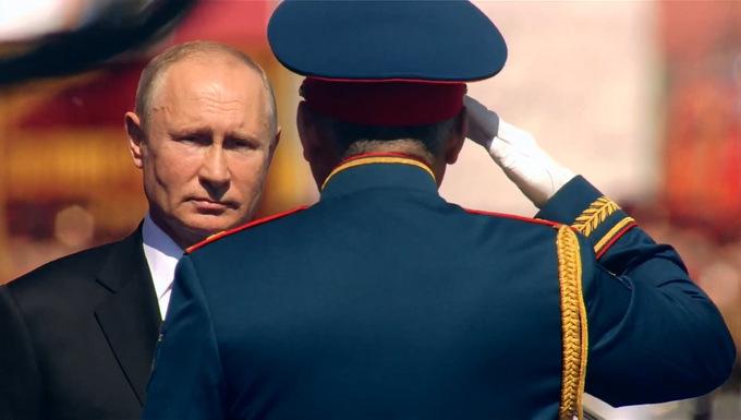 14.000 binh sĩ cùng hàng trăm khí tài tham gia duyệt binh mừng 75 năm chiến thắng phát xít tại Nga - Ảnh 5