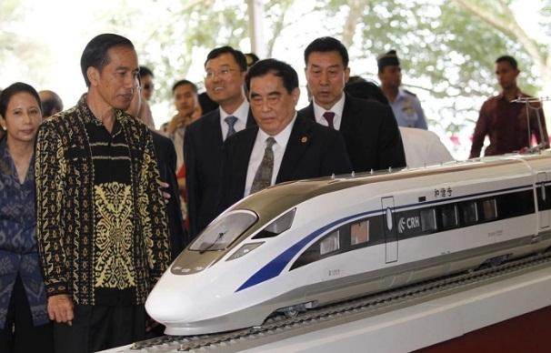 Cận cảnh đường sắt cao tốc 5 tỷ USD tại Indonesia thuộc loạt dự án 'Vành đai và Con đường' của Trung Quốc bị đình trệ - Ảnh 2