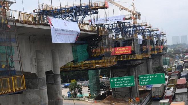 Cận cảnh đường sắt cao tốc 5 tỷ USD tại Indonesia thuộc loạt dự án 'Vành đai và Con đường' của Trung Quốc bị đình trệ - Ảnh 7