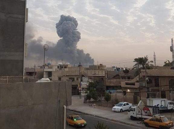 Tin tức quân sự mới nóng nhất ngày 27/6: Iran xác nhận nổ bồn chứa khí đốt gần căn cứ quân sự Parchin - Ảnh 1