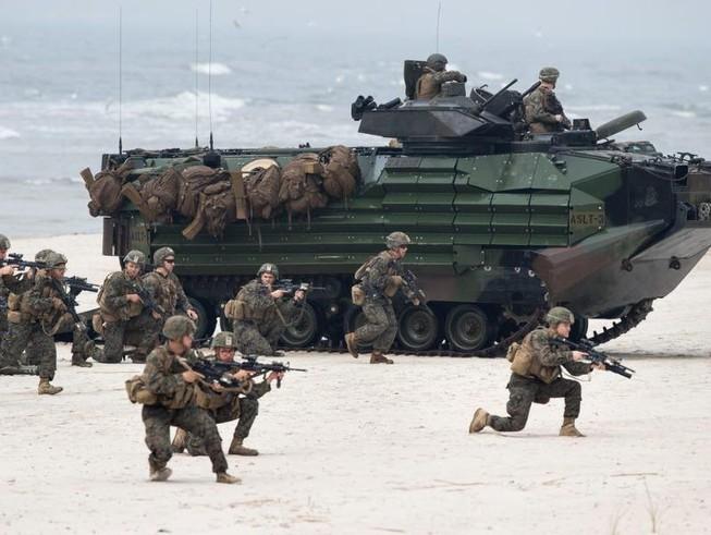 Ngân sách quân sự của NATO cao hơn Nga tới 20 lần - Ảnh 1