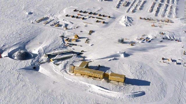 Kết quả nghiên cứu bất ngờ: Nam Cực nóng lên với tốc độ gấp 3 lần mức trung bình thế giới - Ảnh 1