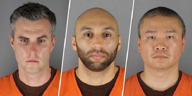 Thêm 3 cựu cảnh sát Mỹ bị buộc tội liên quan cái chết của George Floyd - Ảnh 1
