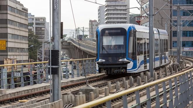 Cận cảnh đường sắt trên cao do Tập đoàn Trung Quốc xây dựng ở Ethiopia, đã có lãi 3 triệu USD - Ảnh 8
