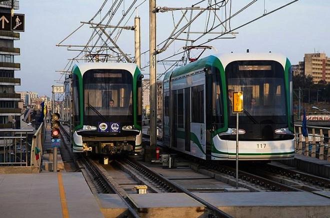 Cận cảnh đường sắt trên cao do Tập đoàn Trung Quốc xây dựng ở Ethiopia, đã có lãi 3 triệu USD - Ảnh 9