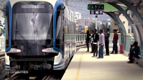 Cận cảnh đường sắt trên cao do Tập đoàn Trung Quốc xây dựng ở Ethiopia, đã có lãi 3 triệu USD - Ảnh 10