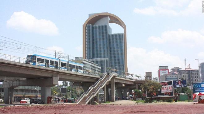 Cận cảnh đường sắt trên cao do Tập đoàn Trung Quốc xây dựng ở Ethiopia, đã có lãi 3 triệu USD - Ảnh 6