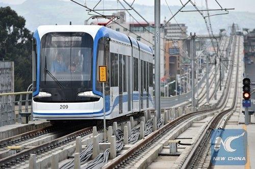 Cận cảnh đường sắt trên cao do Tập đoàn Trung Quốc xây dựng ở Ethiopia, đã có lãi 3 triệu USD - Ảnh 7