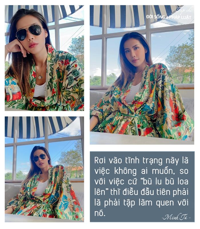 Siêu mẫu Minh Tú mắc kẹt ở Bali 4 tháng: Bĩnh tĩnh trước mọi biến cố! - Ảnh 3
