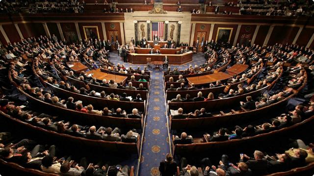 Hạ viện Mỹ thông qua dự luật trừng phạt các ngân hàng Trung Quốc - Ảnh 1