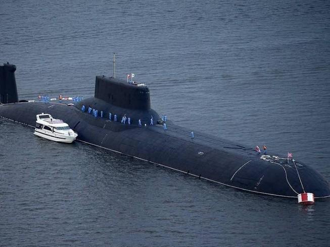 Tin tức quân sự mới nóng nhất ngày 21/7: Nga chế tạo tàu ngầm hạt nhân mang vũ khí siêu thanh - Ảnh 1
