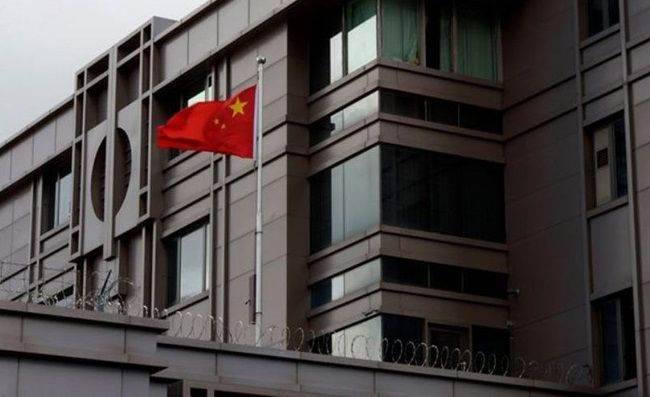Mỹ bắt giữ 3 nhà nghiên cứu Trung Quốc với cáo buộc gian lận thị thực, che giấu mối quan hệ với Bắc Kinh - Ảnh 1