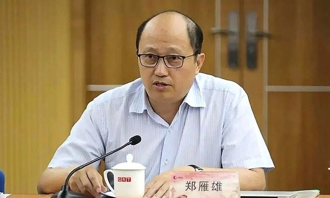 Trung Quốc bổ nhiệm người đứng đầu Văn phòng Bảo vệ An ninh quốc gia tại Hong Kong - Ảnh 1