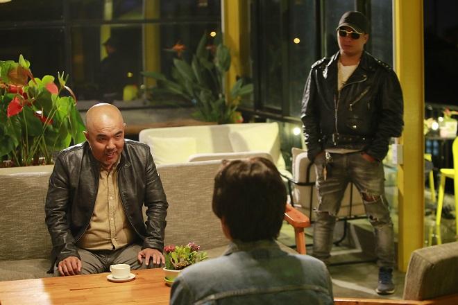 Ba Có Phải Gangster?: Quốc Thuận lộ diện là 'trùm giang hồ' máu mặt
