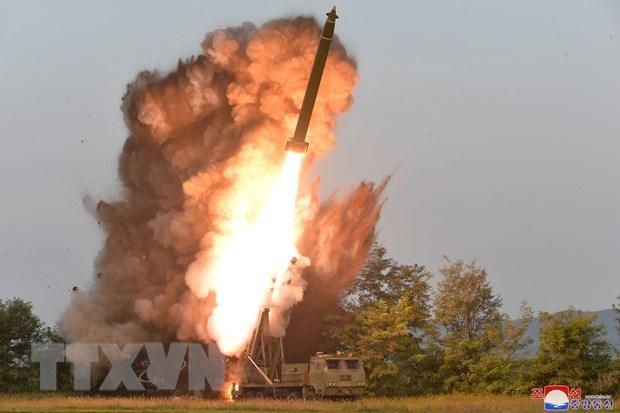 Tin tức quân sự mới nóng nhất ngày 30/7: Triều Tiên tập trận, phóng tên lửa hành trình chống hạm - Ảnh 1