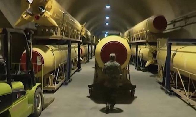"""Iran hé lộ việc xây dựng các thành phố tên lửa bí mật, tuyên bố gây """"ác mộng"""" với kẻ thù - Ảnh 1"""