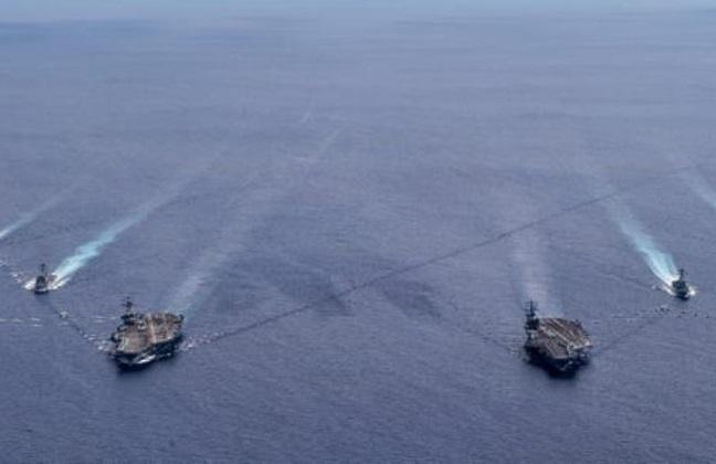 Tin tức quân sự mới nóng nhất ngày 8/7: Tiêm kích Mỹ 'chạm mặt' rồng lửa S-400 Nga - Ảnh 3