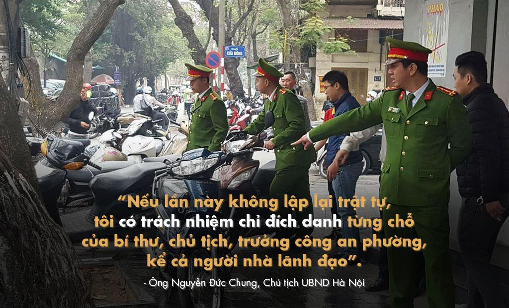 """Những phát ngôn gây """"bão"""" của Chủ tịch Hà Nội Nguyễn Đức Chung - Ảnh 6"""