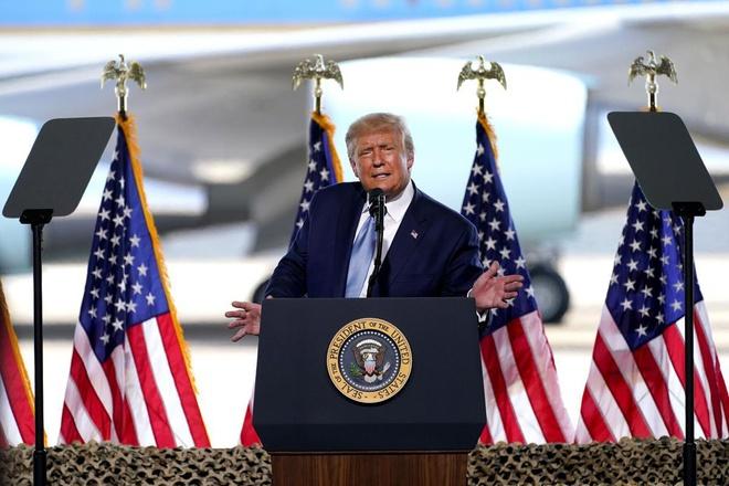 Tổng thống Trump tuyên bố hủy đàm phán thương mại với Trung Quốc - Ảnh 1