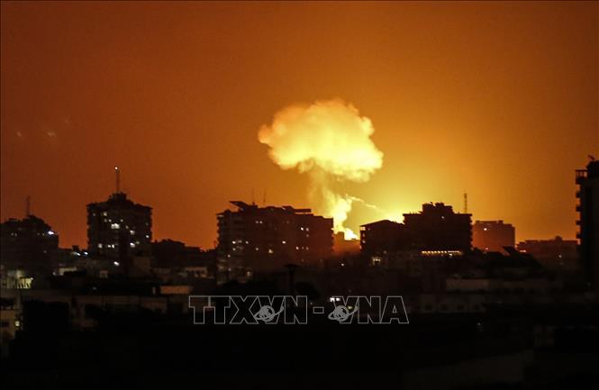 Tin tức quân sự mới nóng nhất ngày 21/8: Israel tấn công trả đũa vụ phóng rocket của Hamas - Ảnh 1