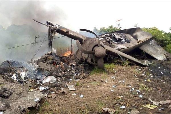 Rơi máy bay chở hàng ở Nam Sudan, ít nhất 17 người thiệt mạng - Ảnh 1