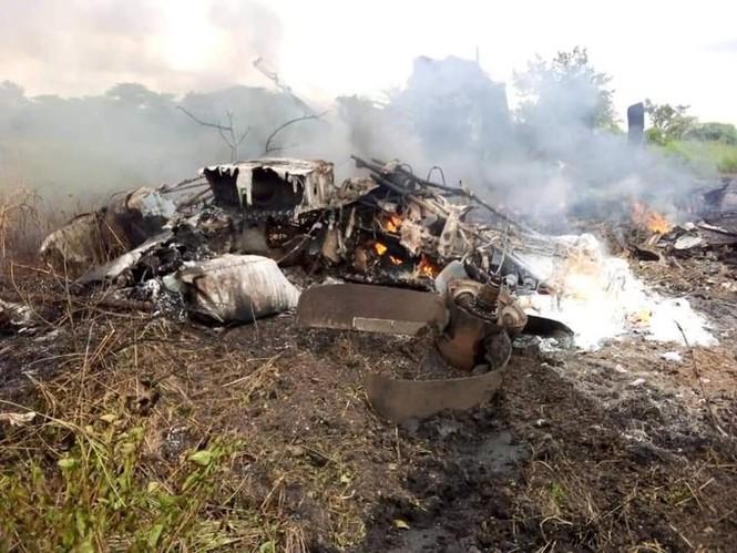 Rơi máy bay chở hàng ở Nam Sudan, ít nhất 17 người thiệt mạng - Ảnh 3