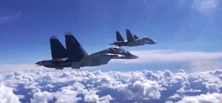 Tin tức quân sự mới nóng nhất ngày 22/8: Chiến đấu cơ Nga dội bom dữ dội vào các vị trí của IS tại Syria - Ảnh 1