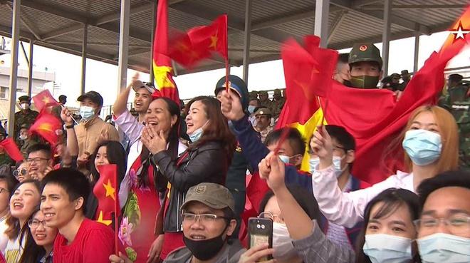 Đội tuyển xe tăng Việt Nam xuất sắc dẫn đầu trong trận ra quân tại Army Games - Ảnh 3