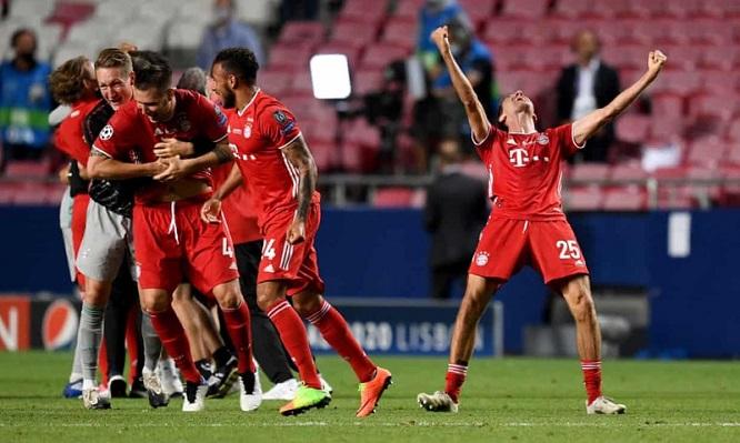 Bayern đoạt ngôi vô địch, lập kỳ tích chưa từng có tại Champions League - Ảnh 1