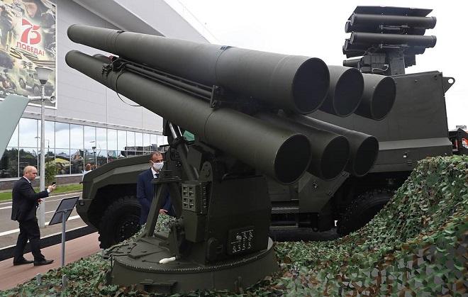 """Nga hé lộ hệ thống vũ khí dẫn đường tầm xa siêu """"khủng"""", tiêu diệt chính xác gần 100% mọi xe tăng thiết giáp phương Tây - Ảnh 1"""