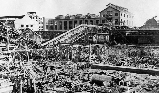 Nhìn lại 5 vụ nổ thảm khốc nhất lịch sử liên quan tới ammonium nitrate khiến hàng trăm người tử vong - Ảnh 2