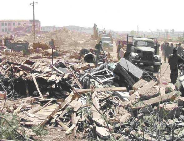 Nhìn lại 5 vụ nổ thảm khốc nhất lịch sử liên quan tới ammonium nitrate khiến hàng trăm người tử vong - Ảnh 4