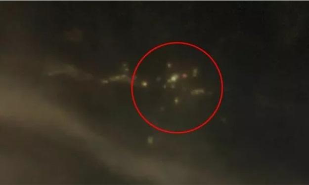 Xuất hiện quầng sáng kỳ lạ nghi UFO trên bầu trời Trung Quốc khiến truyền thông dậy sóng - Ảnh 1