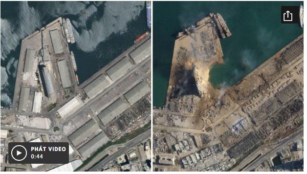 """Danh tính chủ nhân của 2.750 tấn ammonium nitrate và lý do """"quà bom hẹn giờ"""" bị bỏ lại cảng Beirut - Ảnh 2"""
