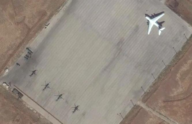 Nga tăng cường sự hiện diện tại Syria, mở rộng căn cứ sát Mỹ - Ảnh 1