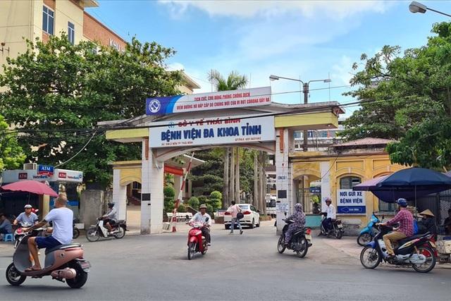 Phát hiện hàng loạt sai phạm trong việc mua sắm thiết bị y tế phòng dịch COVID-19 tại Thái Bình - Ảnh 1