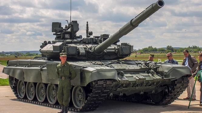 """Biệt đội xe tăng trong quân đội Nga """"khủng"""" cỡ nào?  - Ảnh 1"""