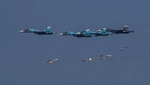 Tình hình chiến sự Syria mới nhất ngày 21/9: Trung tâm chỉ huy thánh chiến ở Idlib bị tiêu diệt - Ảnh 3