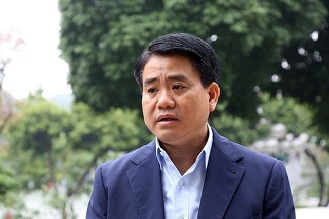Hà Nội chuẩn bị bãi nhiệm ông Nguyễn Đức Chung, bầu ông Chu Ngọc Anh làm Chủ tịch - Ảnh 1