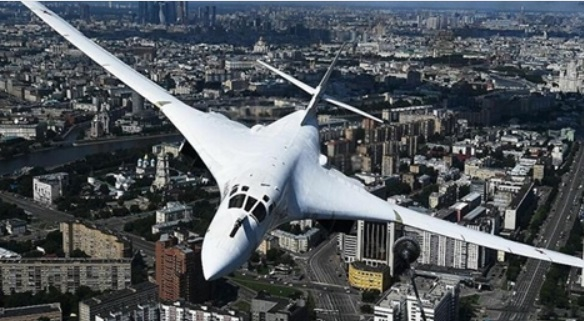 """Tin tức quân sự mới nóng nhất ngày 23/9: Mỹ chê kỷ lục bay thẳng của """"thiên nga trắng"""" Nga Tu-160  - Ảnh 1"""