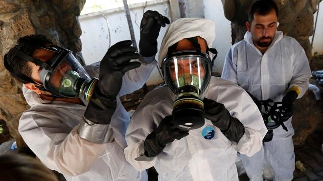 Tình hình chiến sự Syria mới nhất ngày 24/9: Phát hiện khủng bố chuẩn bị tấn công hóa học tại Idlib - Ảnh 1