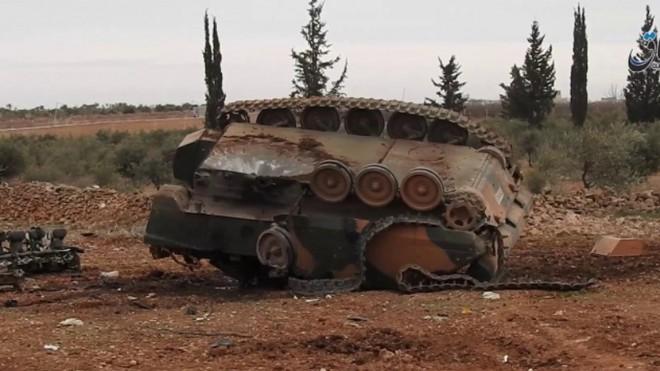 Tin tức quân sự mới nóng nhất ngày 26/9: Syria tiêu diệt 10 xe tăng, xe bọc thép Thổ Nhĩ Kỳ - Ảnh 1