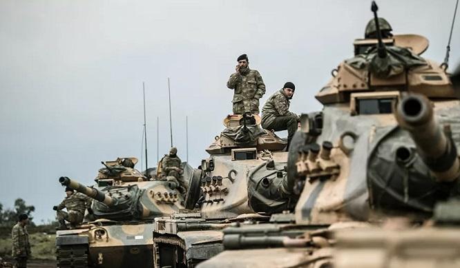 Thổ Nhĩ Kỳ lên tiếng phản bác việc đưa 40 xe tăng tới biên giới giáp Hy Lạp  - Ảnh 1