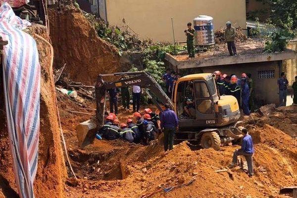 Khởi tố vụ án sập công trình ở Phú Thọ khiến 4 người tử vong - Ảnh 1