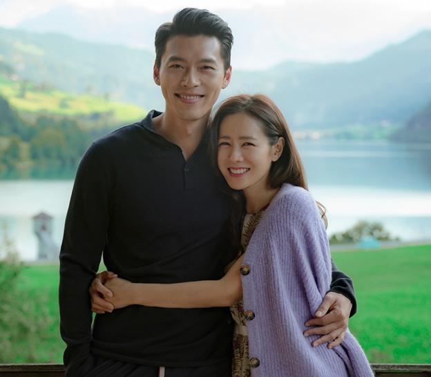 """HOT: Hyun Bin - Son Ye Jin hẹn hò, cặp đôi năm mới quá """"khủng"""" của Dispatch - Ảnh 1"""