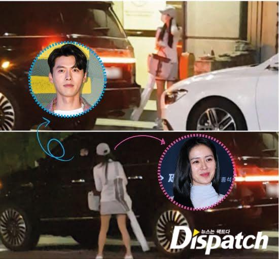 """HOT: Hyun Bin - Son Ye Jin hẹn hò, cặp đôi năm mới quá """"khủng"""" của Dispatch - Ảnh 3"""