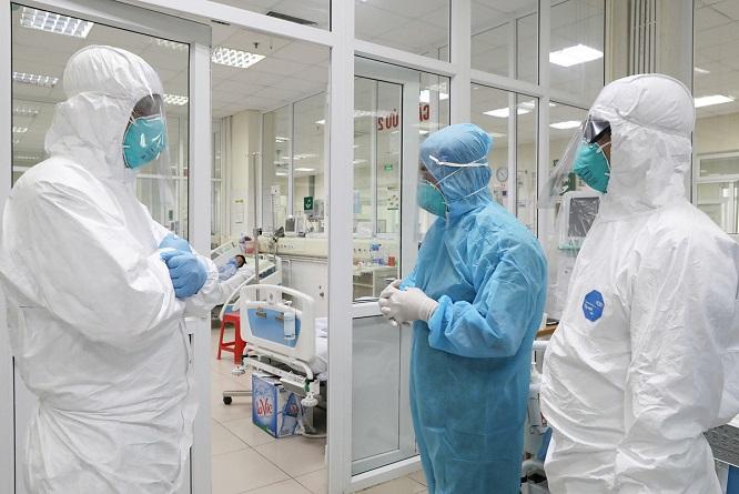 Cô gái 24 tuổi nhập cảnh từ Nhật mắc COVID-19, Việt Nam có 1.514 bệnh nhân - Ảnh 1