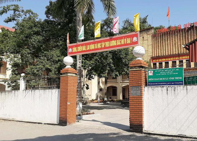 Dùng bằng giả, một công chức tại Thanh Hóa bị buộc thôi việc - Ảnh 1